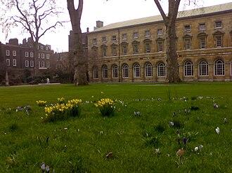 College Garden - College Garden