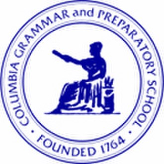 Columbia Grammar & Preparatory School - Image: Columbia Grammar and Preparatory Seal