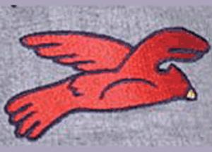 Columbus Red Birds - Image: Columbus Redbirds Cap Logo