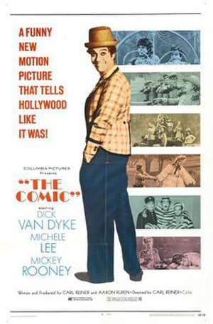 The Comic - theatrical poster