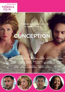 <i>Conception</i> (film) 2011 film directed by Josh Stolberg
