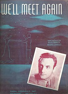 "Cover of sheet music for ""We'll Meet Again"" by Ross Parker and Hughie Charles.jpg"
