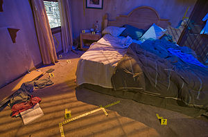 A Crime Scene at the National Museum of Crime ...