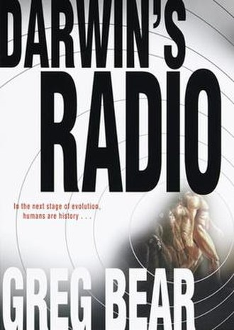 Darwin's Radio - Cover of first edition (hardcover)