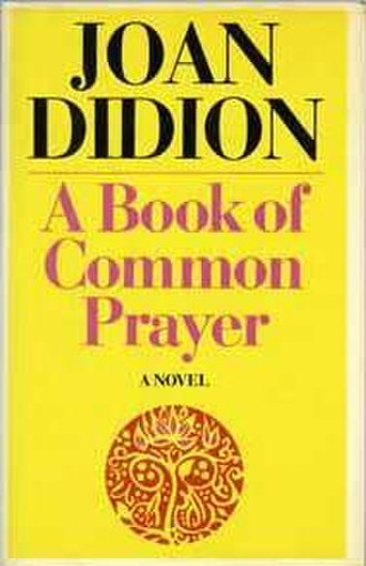 A Book of Common Prayer - Image: Didion Prayer