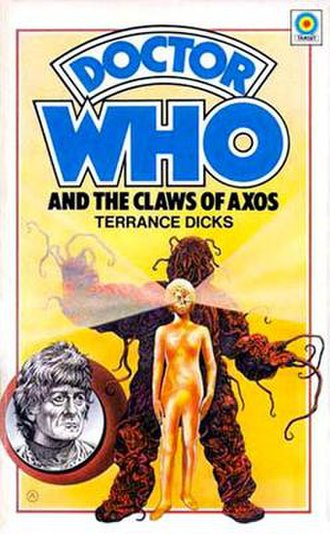 The Claws of Axos - Image: Doctor Who and the Claws of Axos
