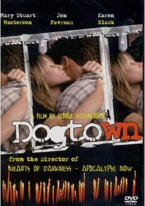 Dogtown (film) - DVD cover