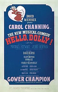 <i>Hello, Dolly!</i> (musical) 1964 Broadway musical