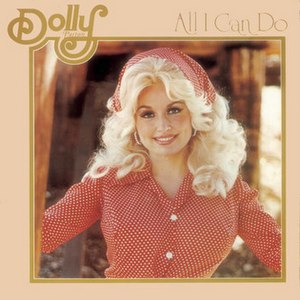 All I Can Do (album) - Image: Dollyallicando