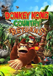donkey kong country returns wikipedia