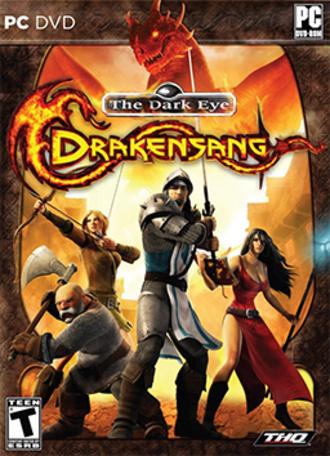 Drakensang: The Dark Eye - Image: Drakensang The Dark Eye Coverart