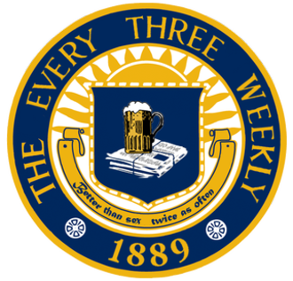 The Michigan Every Three Weekly - Image: E3wseal 1