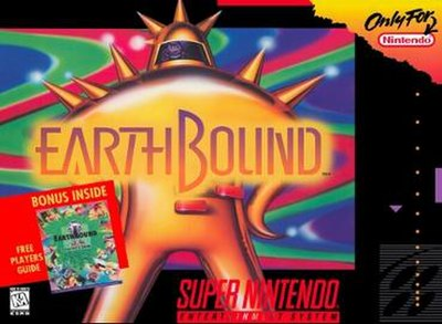 Picture of a game: Earthbound