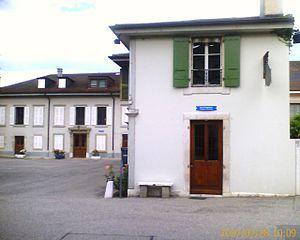 International School of Geneva - Image: Ecolint Loge and Vielle Maison