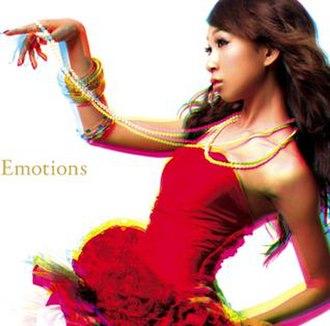 Emotions (Thelma Aoyama album) - Image: Emotions CD+DVD