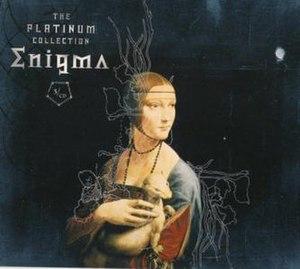 The Platinum Collection (Enigma album) - Image: Enigma Platinum Collection cover