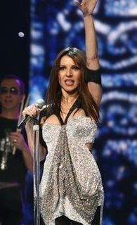 Evridiki Cypriot singer