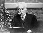 Fauré in 1907