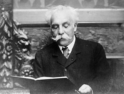 Picture of a band or musician: Gabriel Fauré