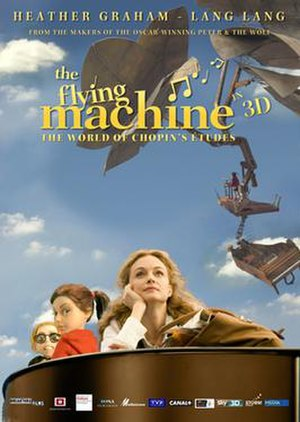 The Flying Machine (film) - Image: Flyingmachine poster