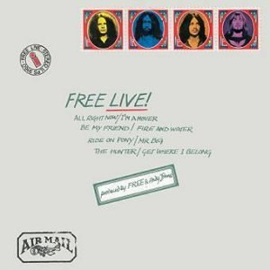 Free Live! - Image: Freelive albumcover