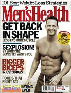 <i>Mens Health</i> (British magazine)