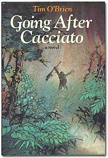 Going After Cacciato - Wikipedia