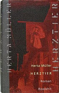 <i>The Land of Green Plums</i> novel by Herta Muller