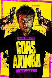 Guns Akimbo Poster at Wikipedia