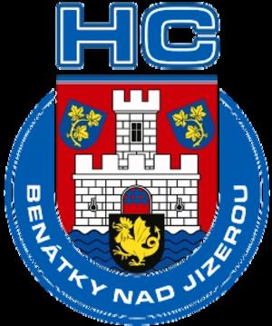 HC Benátky nad Jizerou - Image: HC Benátky nad Jizerou logo