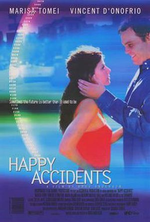 Happy Accidents (film) - Theatrical release poster