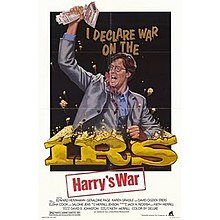Harry's War 1981 Theatrical Poster.jpg