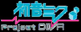 <i>Hatsune Miku: Project DIVA</i> rhythm game series from Sega and Crypton Future Media