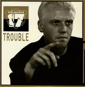 Trouble (Heaven 17 song) - Image: Heaven 17 trouble virgin