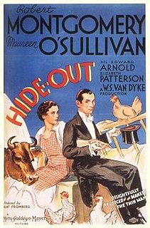 <i>Hide-Out</i> 1934 film by W. S. Van Dyke