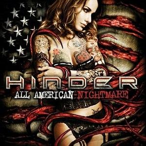 All American Nightmare - Image: Hinder All American Nightmare
