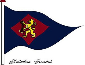 Hollandia Roeiclub - Hollandia Roeiclub logo