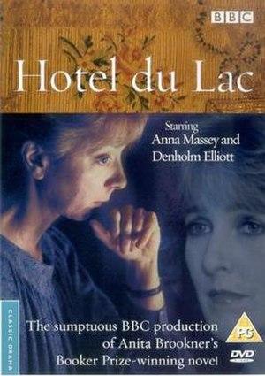 Hotel du Lac (film) - DVD Cover