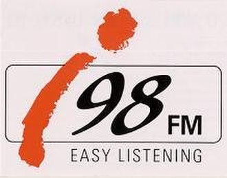 Mix (radio station) - Easy Listening i logo 1992-2005