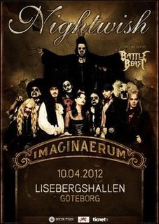 Imaginaerum World Tour