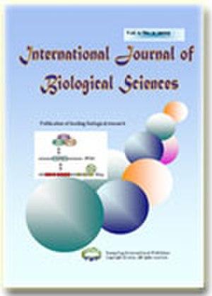 International Journal of Biological Sciences - Image:International Journal of Biological Sciences cover.jpg