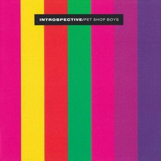 Introspective - Image: Introspective (Pet Shop Boys album)