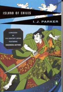 book by I. J. Parker