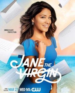 <i>Jane the Virgin</i> (season 5) Season of television series