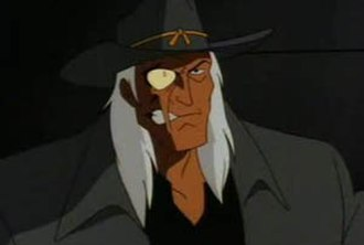 Jonah Hex - Jonah Hex as depicted in Batman: The Animated Series