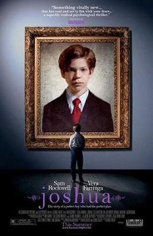 Joshua (2007 film) - Theatrical release poster