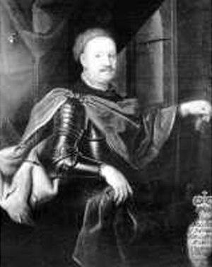 Józef Karol Lubomirski - Image: Jozef Karol Lubomirski (1638 1702)