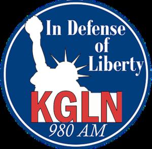 KGLN - Image: KGLN 980AM logo