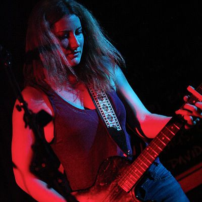 Picture of a band or musician: Kathleen Edwards
