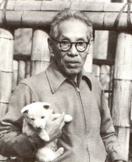 Kawabata Ryūshi Japanese painter (1885-1966)